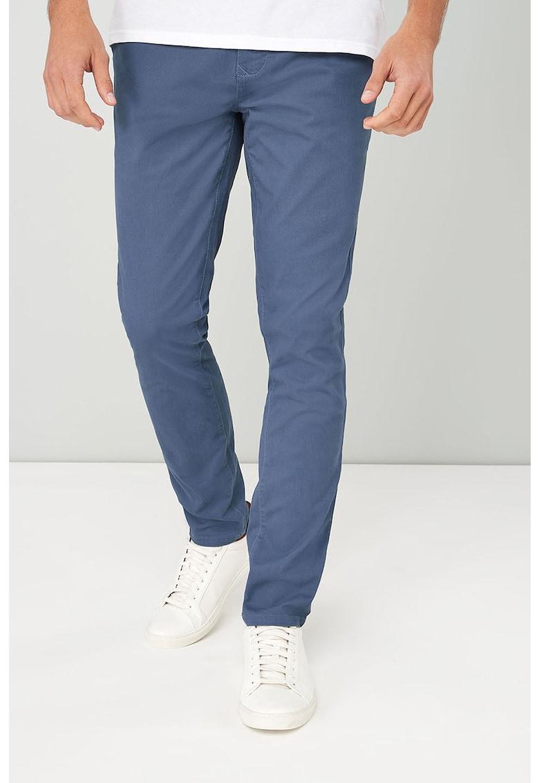 Pantaloni chino cu croiala skinny de la NEXT