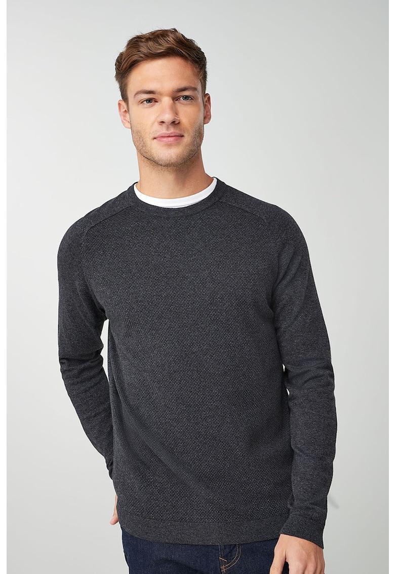 Bluza texturata