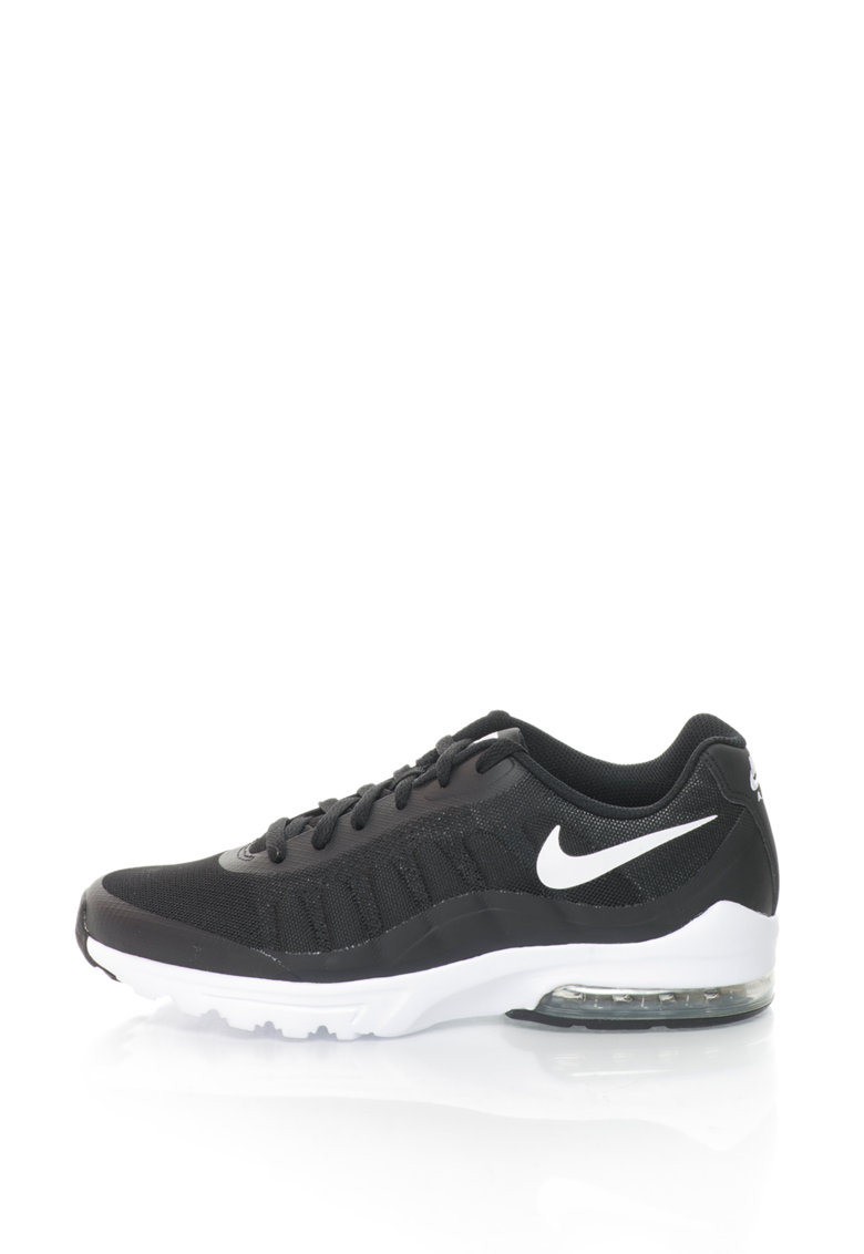 Nike Pantofi sport cu insertii de plasa Air Max Invigor