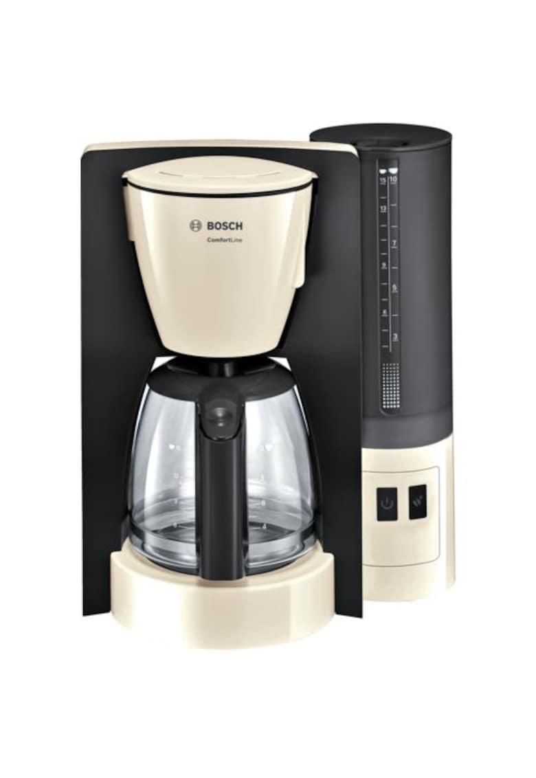 Cafetiera TKA6A041 - 1.2 l - selector aroma - anti-picurare - oprire automata - program decalcifiere