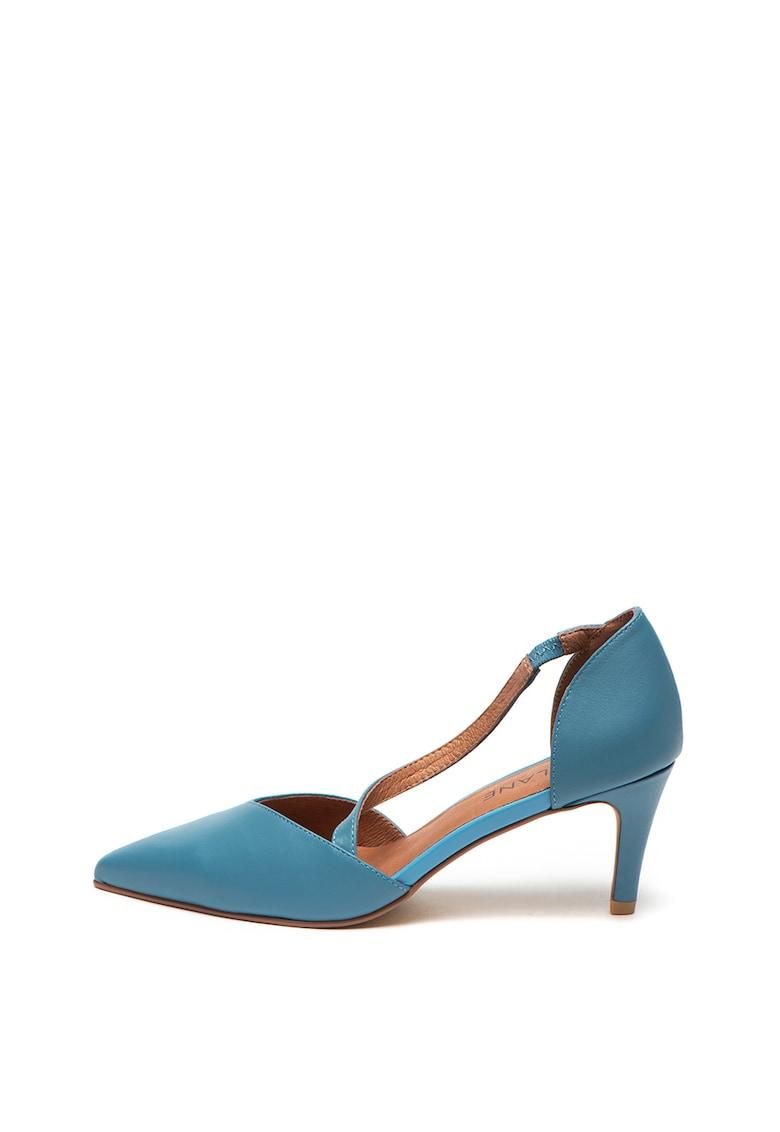 Pantofi d'Orsay cu varf ascutit de la Zee Lane