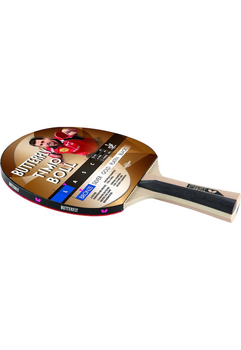 Paleta tenis de masa Timo Boll - Bronze imagine fashiondays.ro