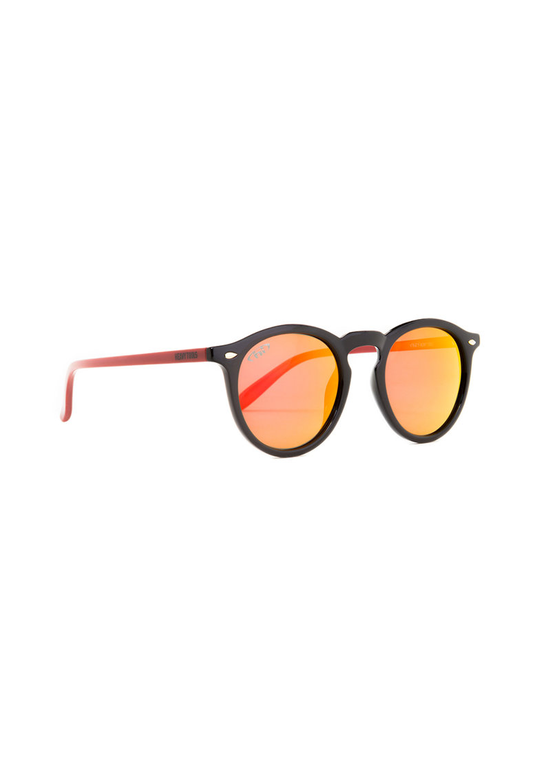Ochelari de soare unisex cu lentile tip oglinda imagine