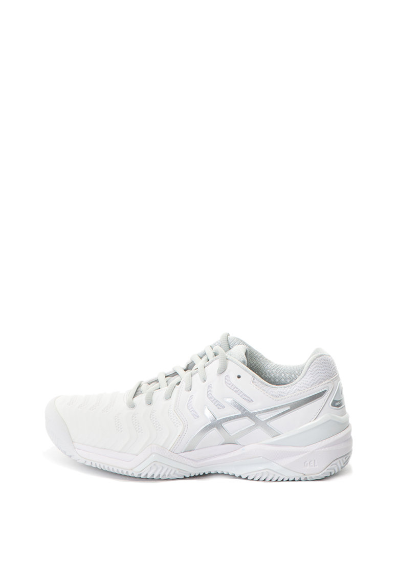 Pantofi cu detalii peliculizate - pentru tenis Gel Resolution 7 Clay