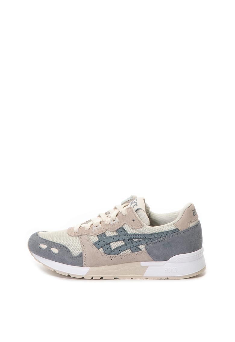 Pantofi sport unisex cu garnituri de piele intoarsa Gel-Lyte 1