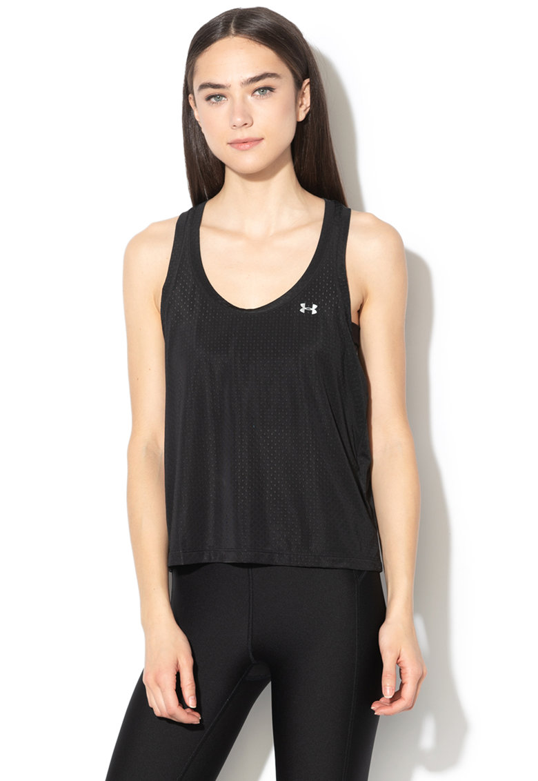 Top lejer racerback - pentru fitness de la Under Armour