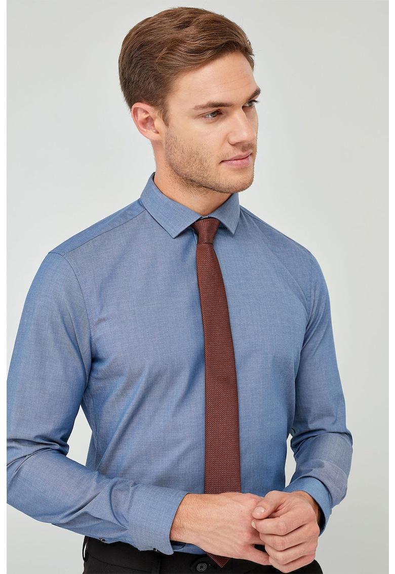 Set de camasa slim fit si cravata 4 de la NEXT