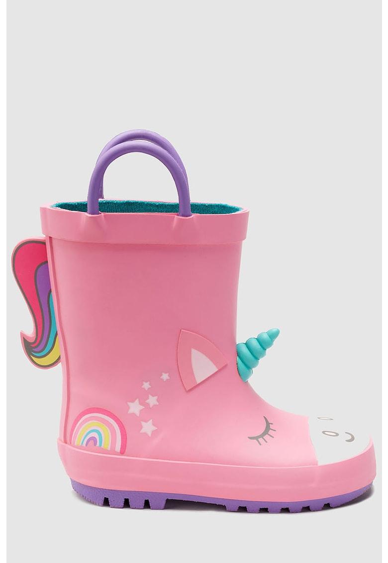 NEXT Cizme de ploaie – cu model unicorn