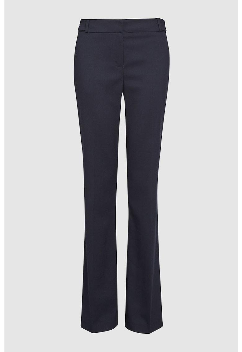 Pantaloni bootcut cu buzunare frontale de la NEXT