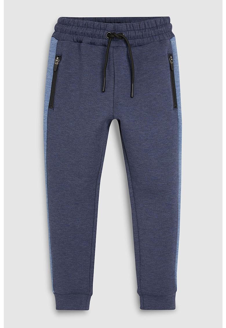 Pantaloni sport cu segmente laterale contrastante de la NEXT