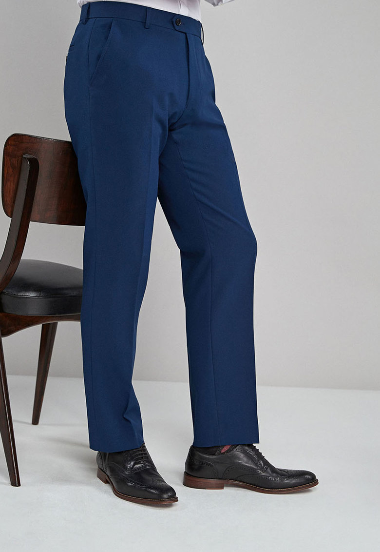 NEXT Pantaloni eleganti regular fit