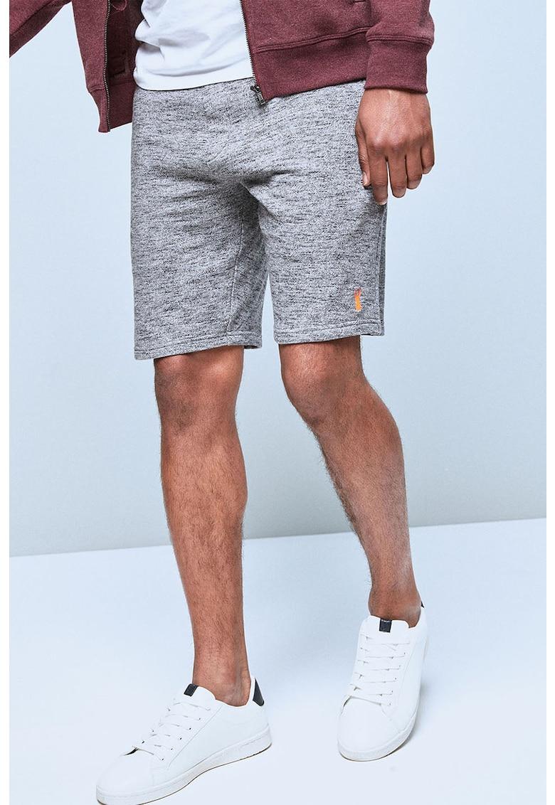 Pantaloni scurti cu banda contrastanta in talie NEXT