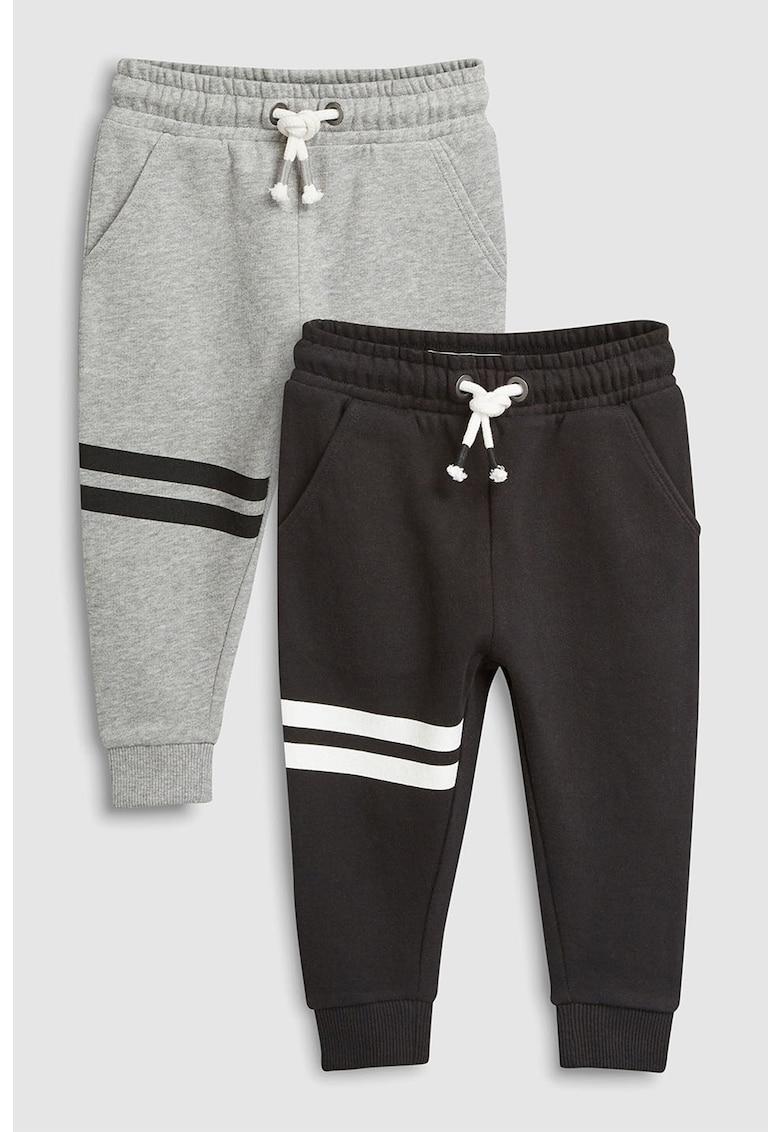 NEXT Set de pantaloni jogger - 2 perechi