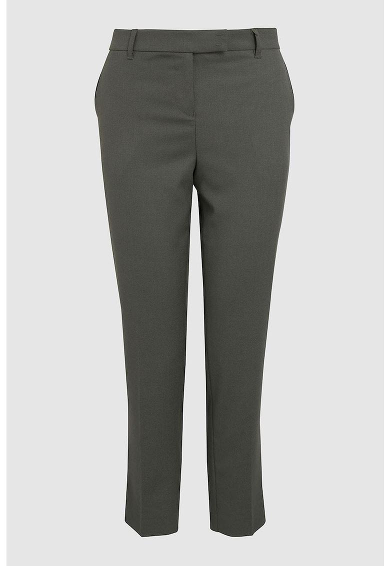 Pantaloni slim fit cu lungime crop de la NEXT