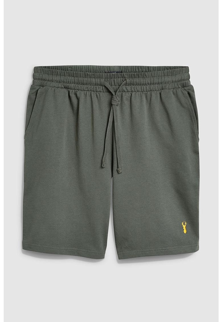 Pantaloni scurti cu banda elastica NEXT
