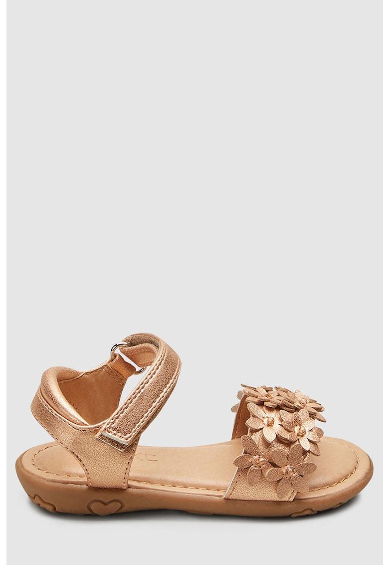 Sandale de piele ecologica