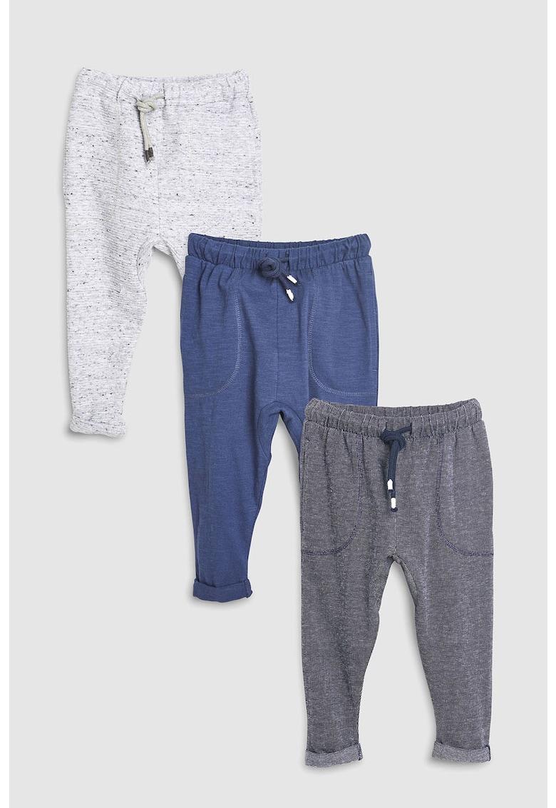 Set de pantaloni sport – 3 perechi NEXT