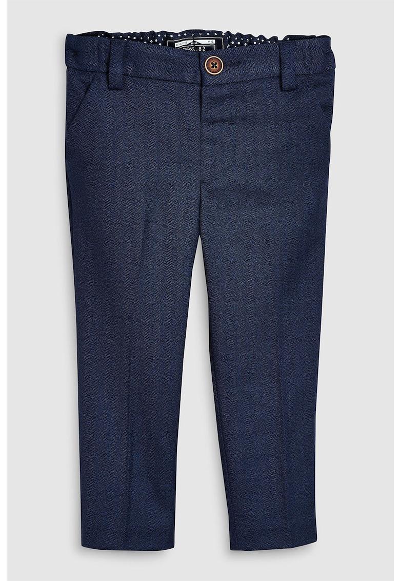 Pantaloni eleganti cu talie ajustabila