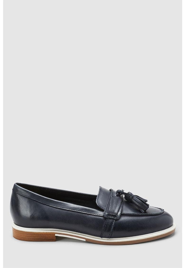 Pantofi loafer de piele de la NEXT