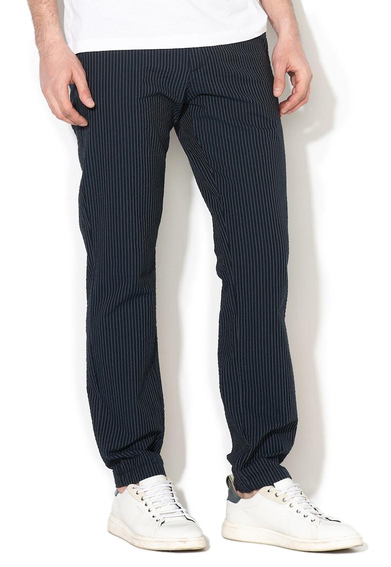 Pantaloni chino skinny fit Myron de la GUESS JEANS