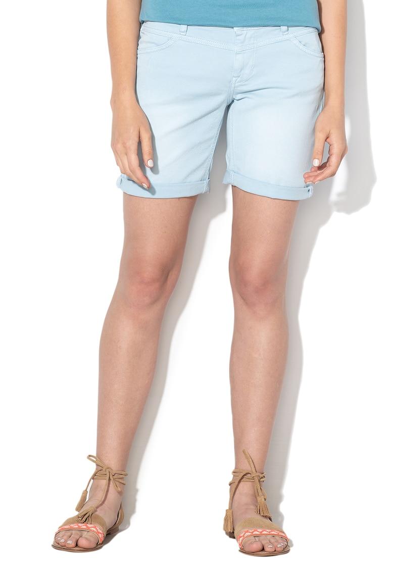 Pantaloni scurti din denim cu buzunare