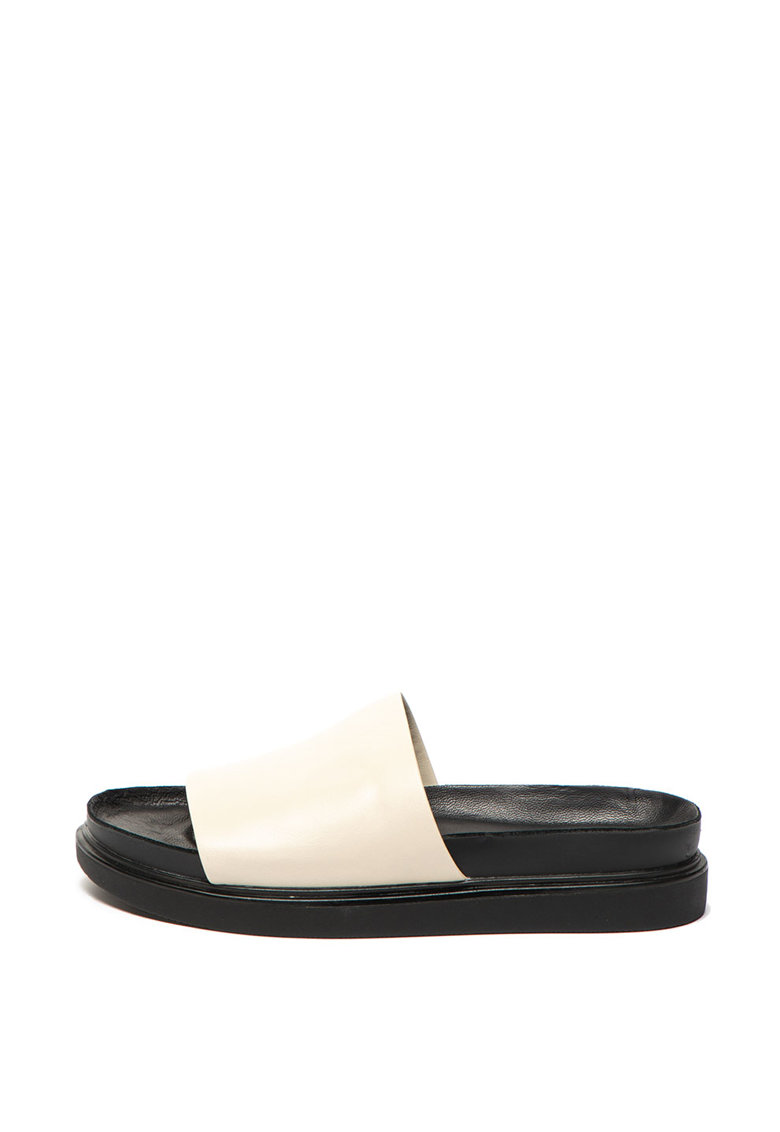 Papuci de piele Erin