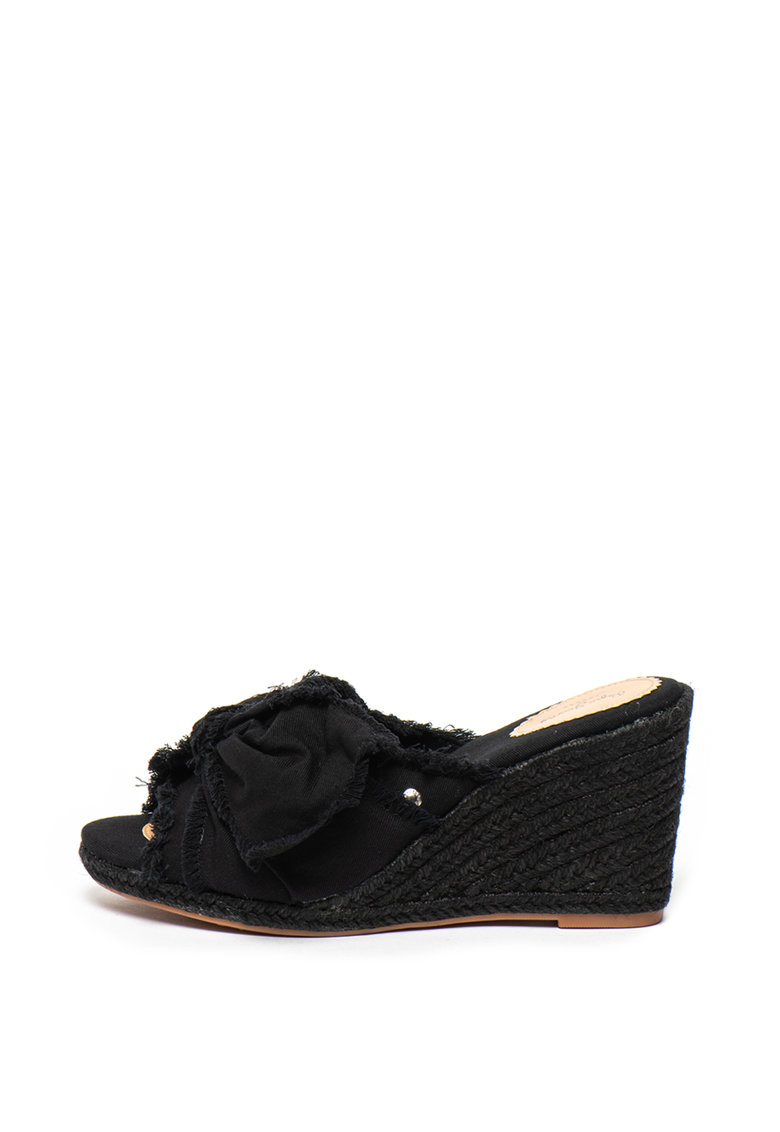 Pepe Jeans London Papuci wedge de panza Shark