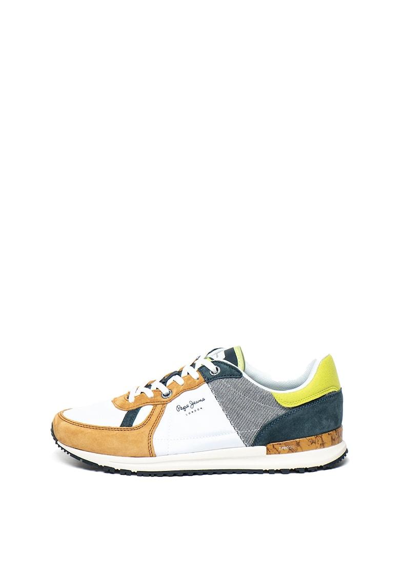 Pantofi sport cu garnituri de piele intoarsa Tinker Pro Camp