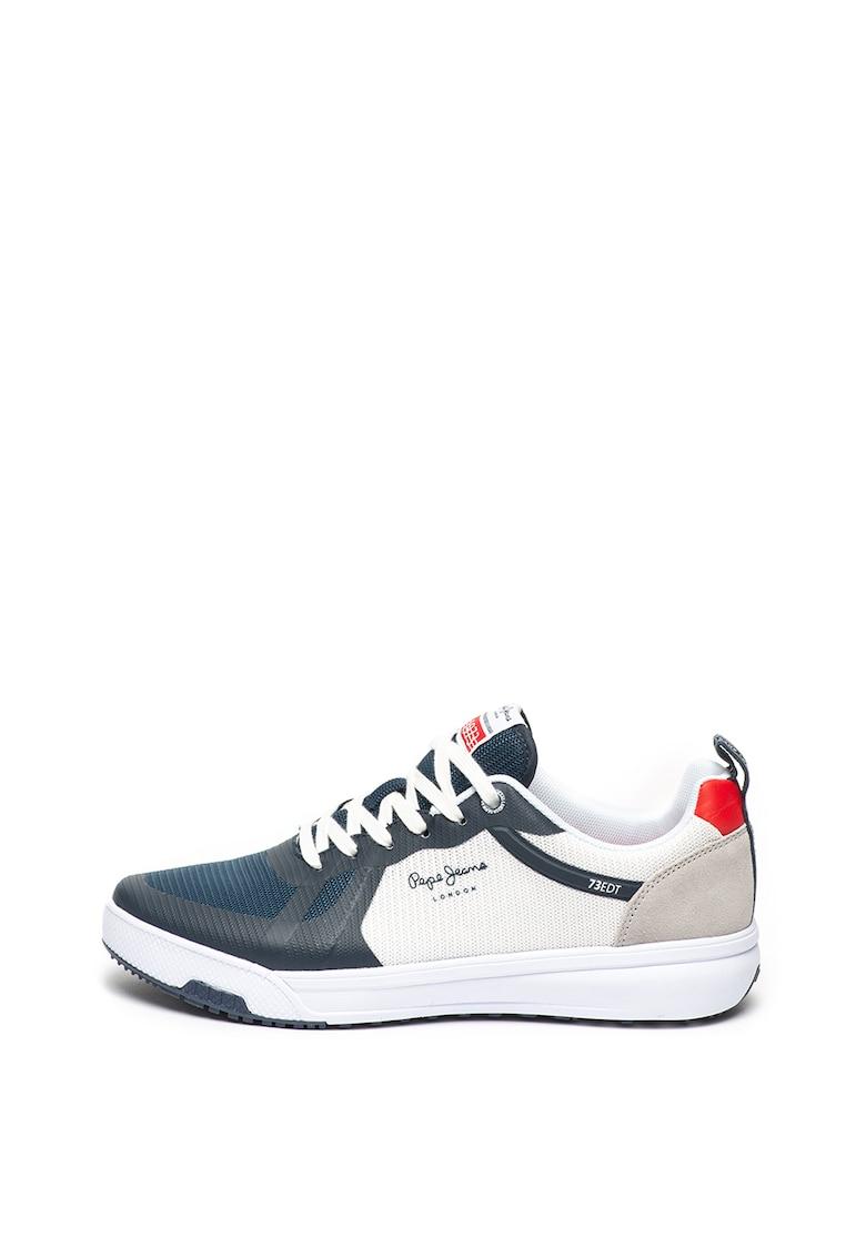 Pantofi sport din plasa tricotata Slate