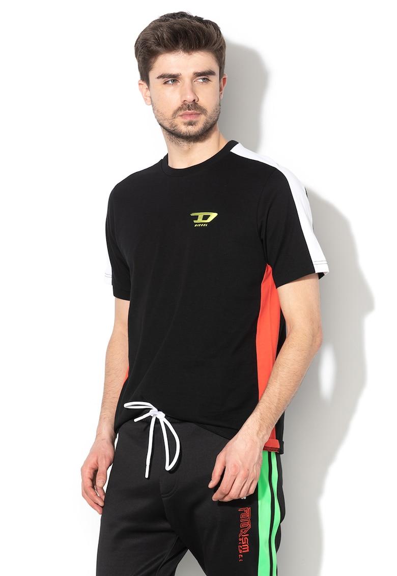 Tricou colorlock cu logo Harus thumbnail