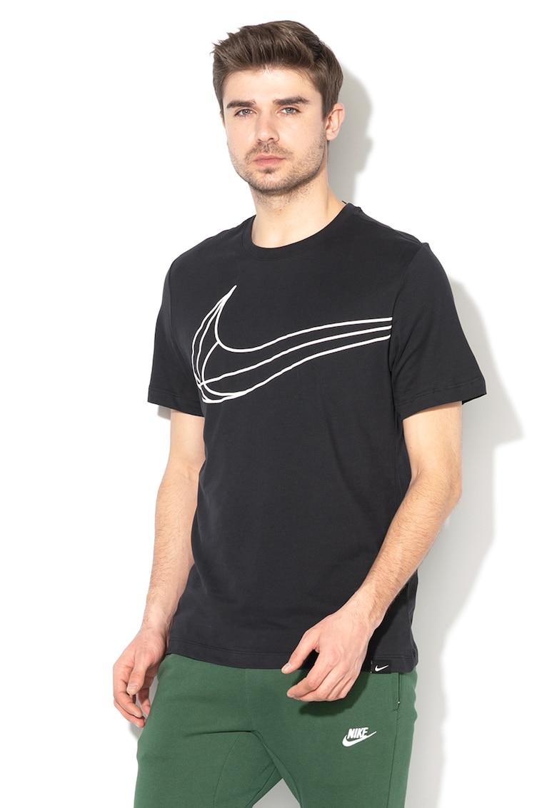 Tricou regular fit cu imprimeu logo – pentru baschet Dri-Fit de la Nike