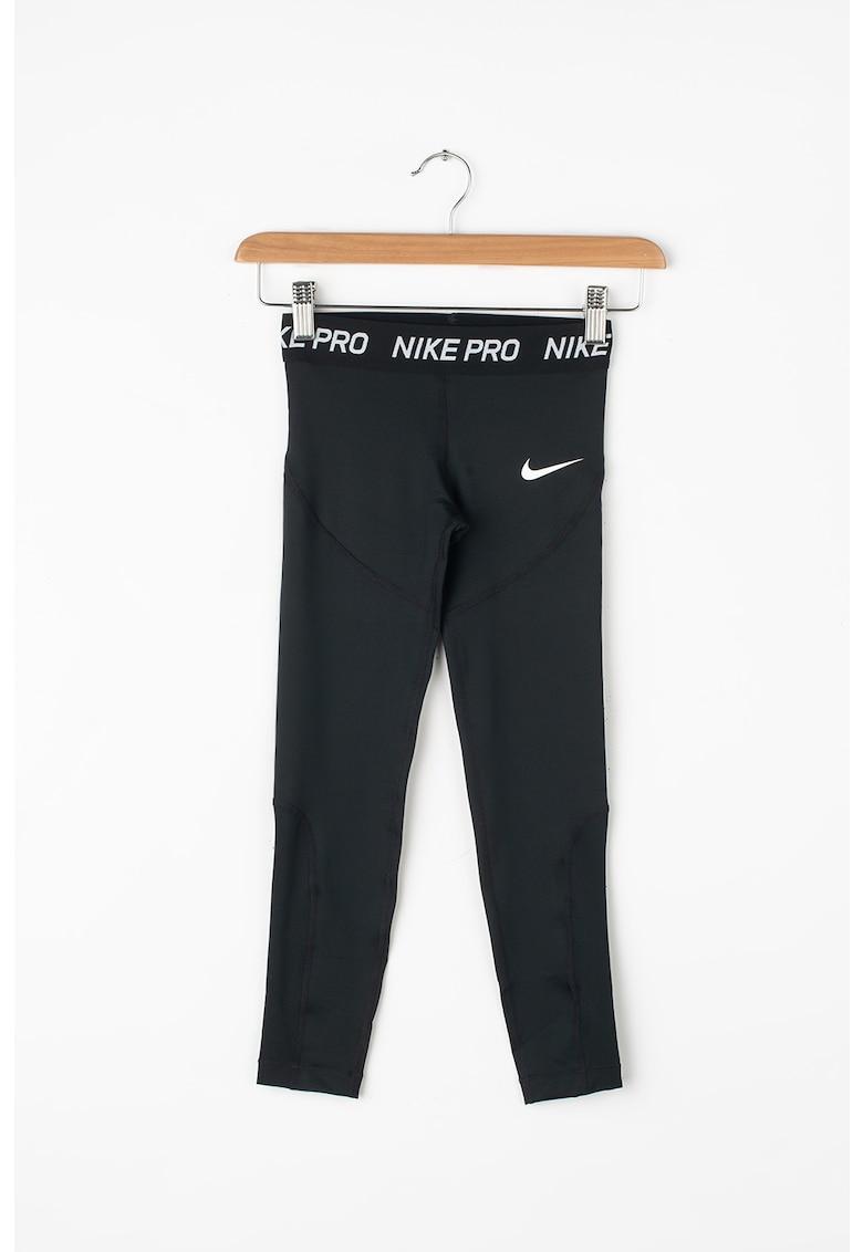 Colanti cu banda logo elastica in talie si tehnologie Dri-Fit – pentru antrenament G NP Nike