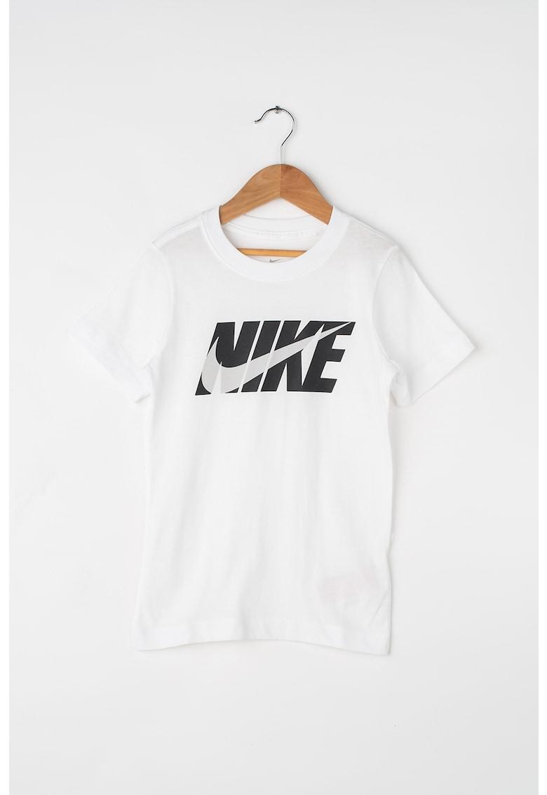 Tricou cu imprimeu logo Swoosh Nike
