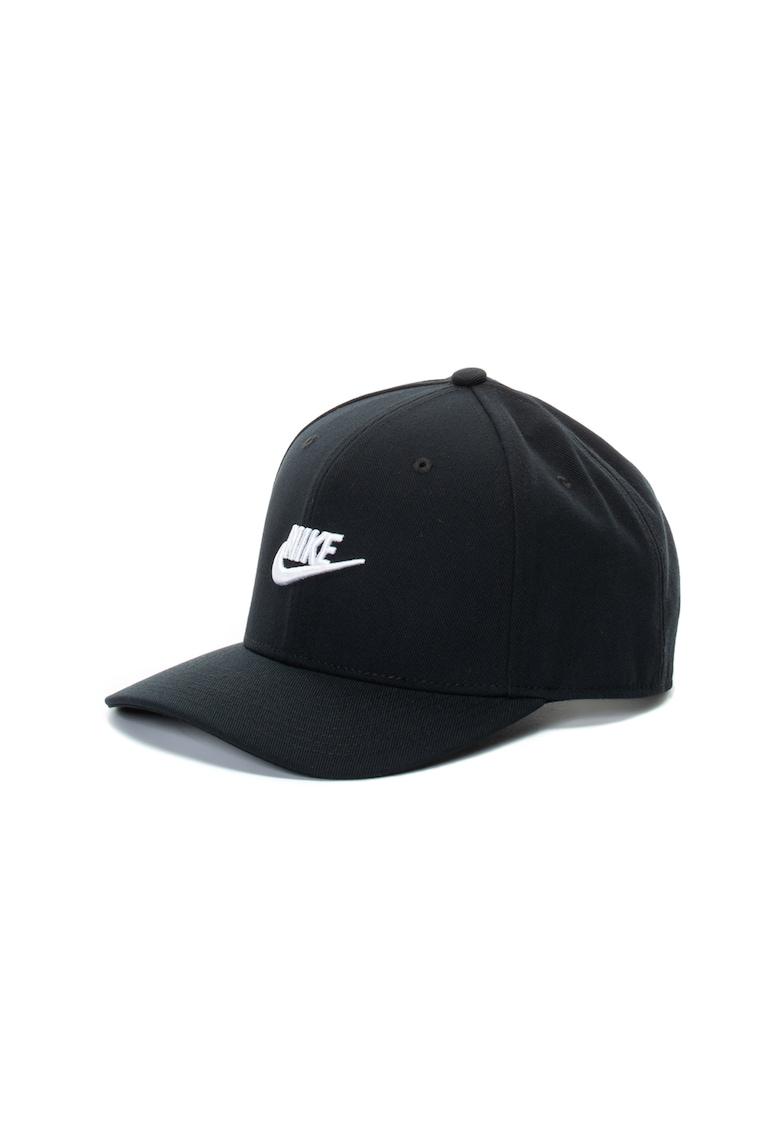 Sapca unisex cu capsa pe partea din spate si logo brodat de la Nike