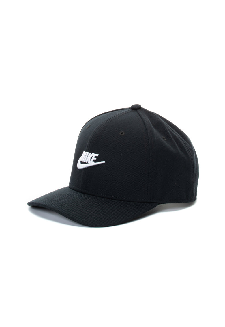 Nike Sapca unisex cu capsa pe partea din spate si logo brodat