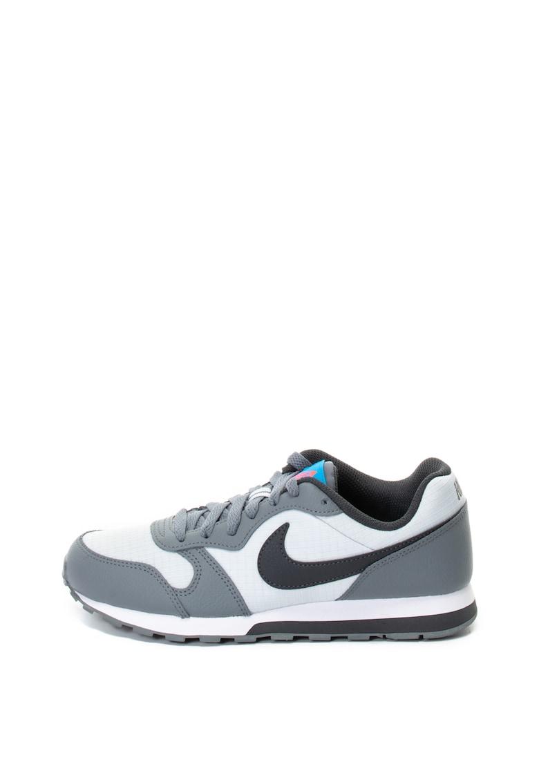 Pantofi sport de piele si material textil MD Runner 2 de la Nike