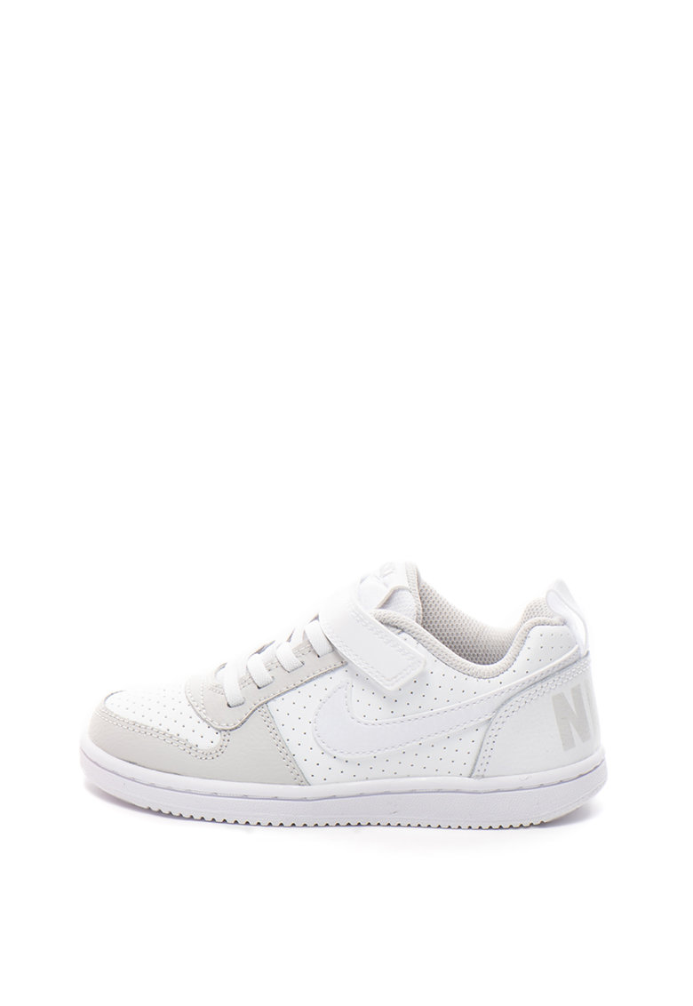 Pantofi sport cu aspect perforat Court Borough