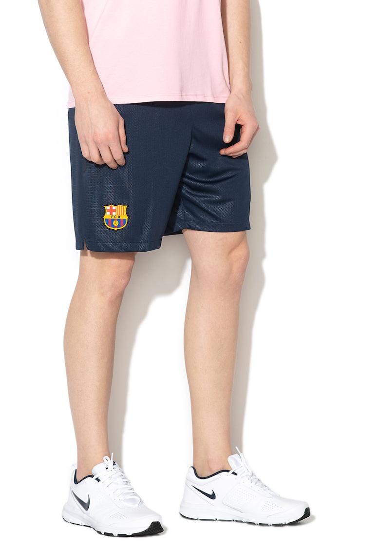 Pantaloni scurti slim fit pentru fotbal FCB Dri-Fit de la Nike