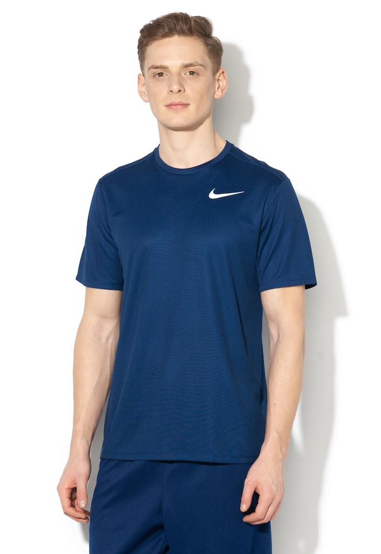 Tricou cu imprimeu logo - pentru alergare Dri-Fit