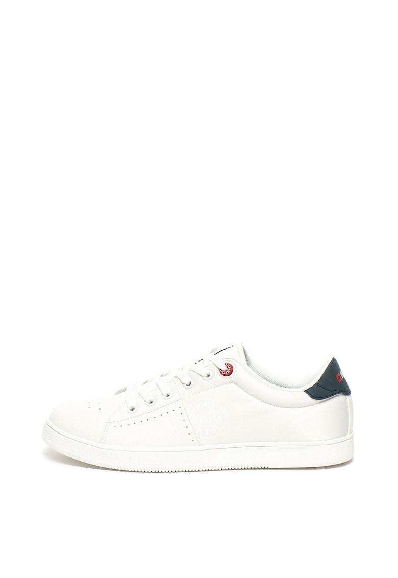 Pantofi sport cu detalii perforate