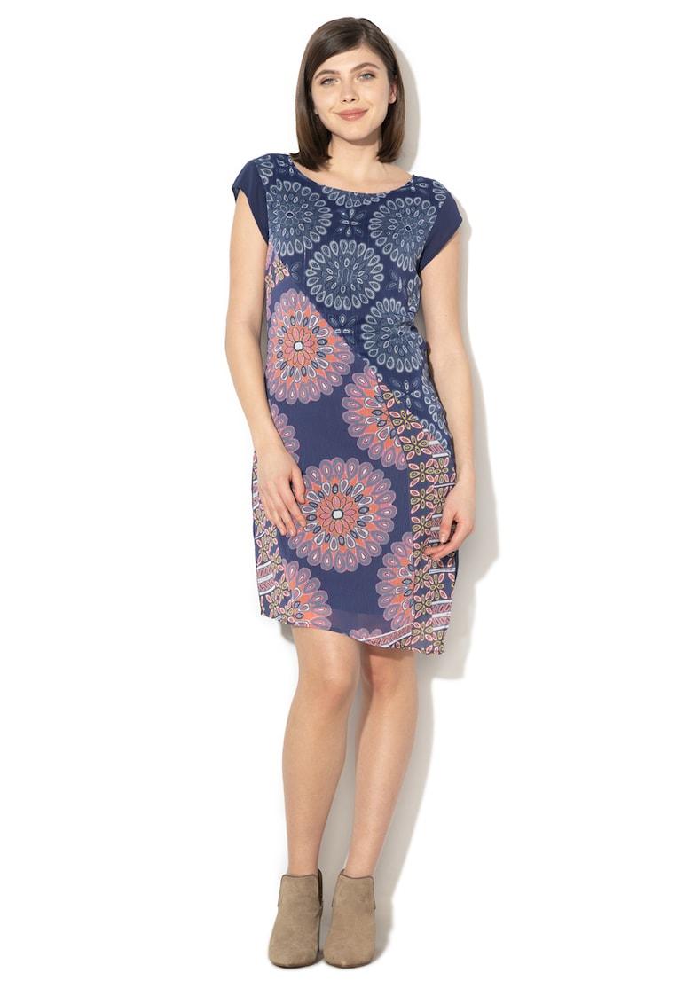 Rochie cu imprimeu floral Kiroga