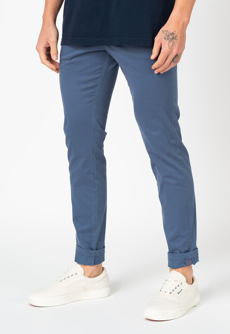 Pantaloni chino slim fit Marco 12150148