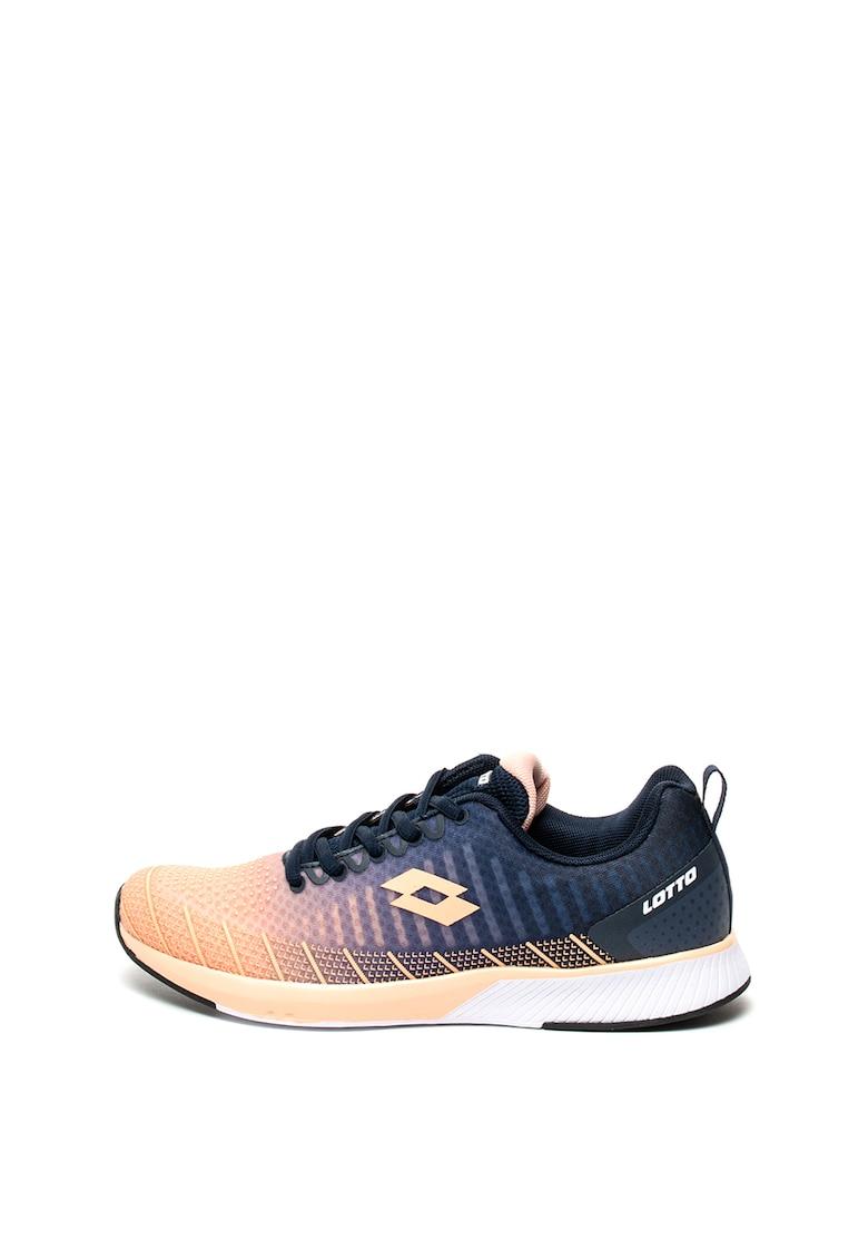 Pantofi sport cu aspect in degrade Loma imagine