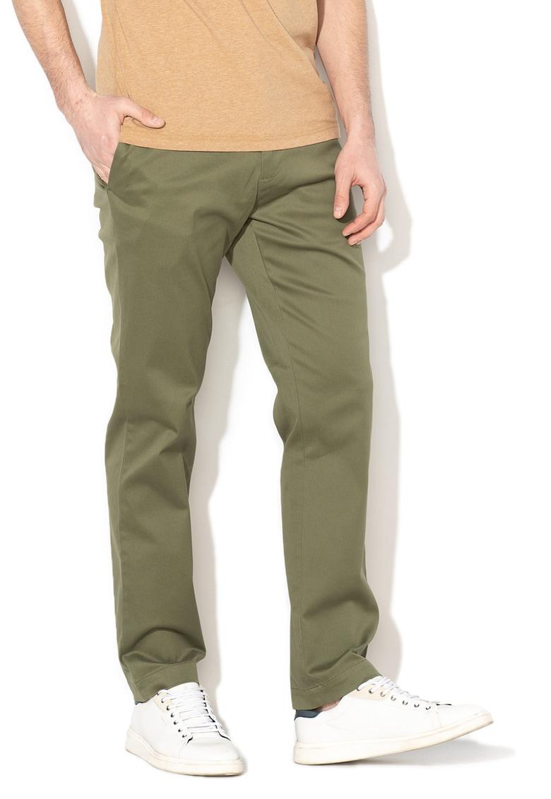 Pantaloni chino slim fit Aiden de la Banana Republic