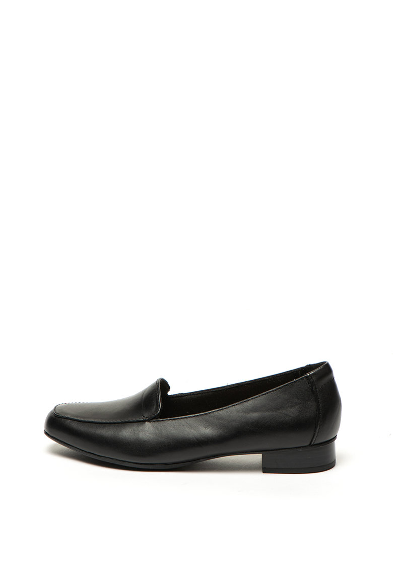 Clarks Pantofi loafer de piele Juliet Lora