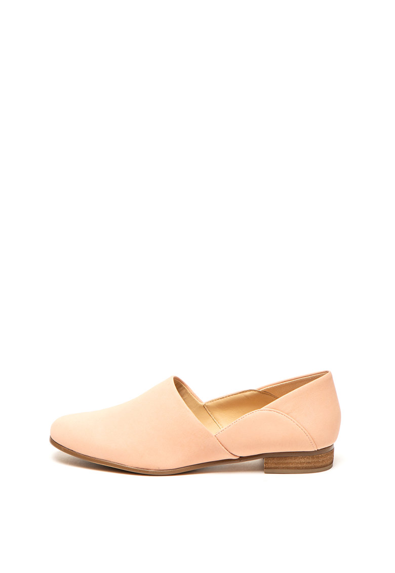 Pantofi de piele Pure Tone