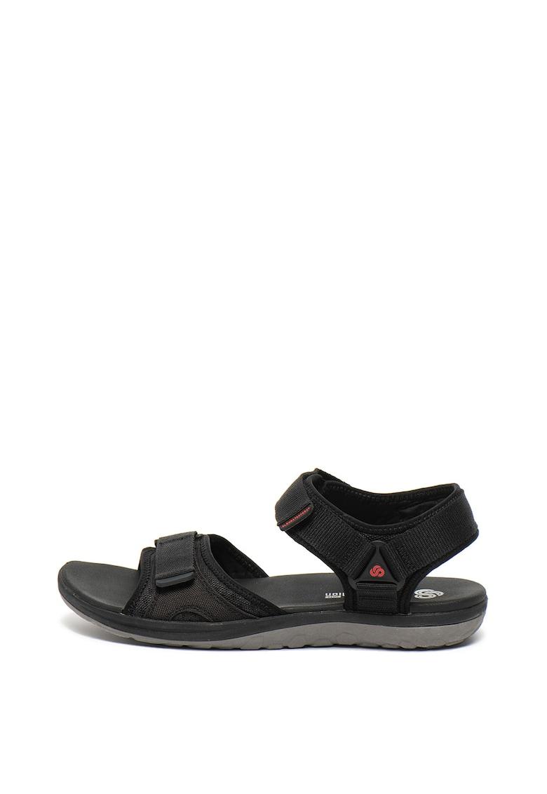 Sandale cu velcro Step Beat