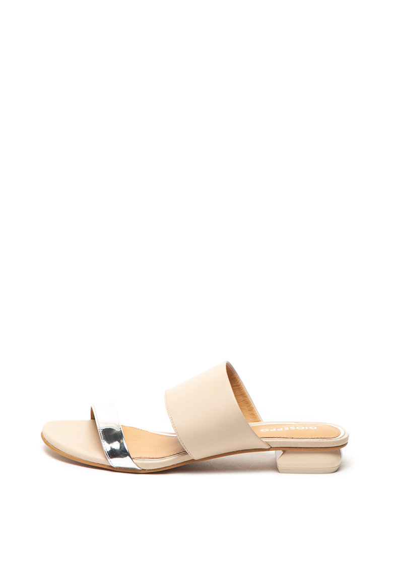 Papuci de piele Velha
