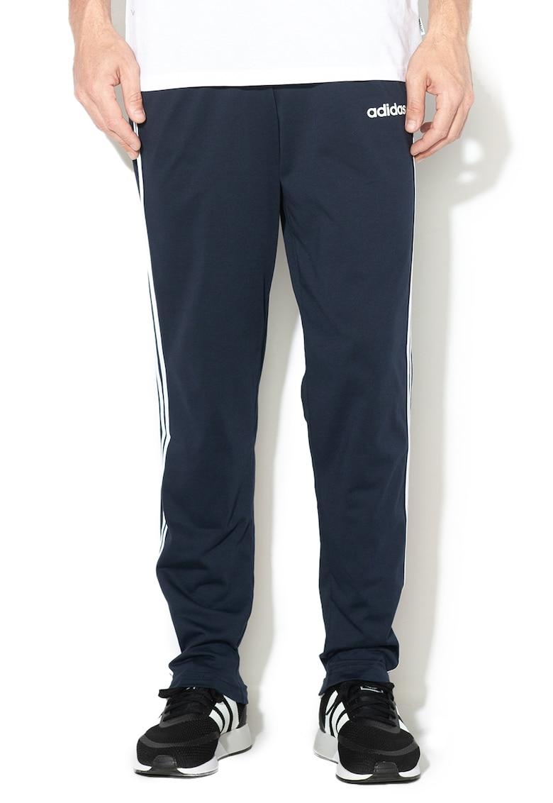 Pantaloni conici cu model in dungi - pentru antrenament Essentials