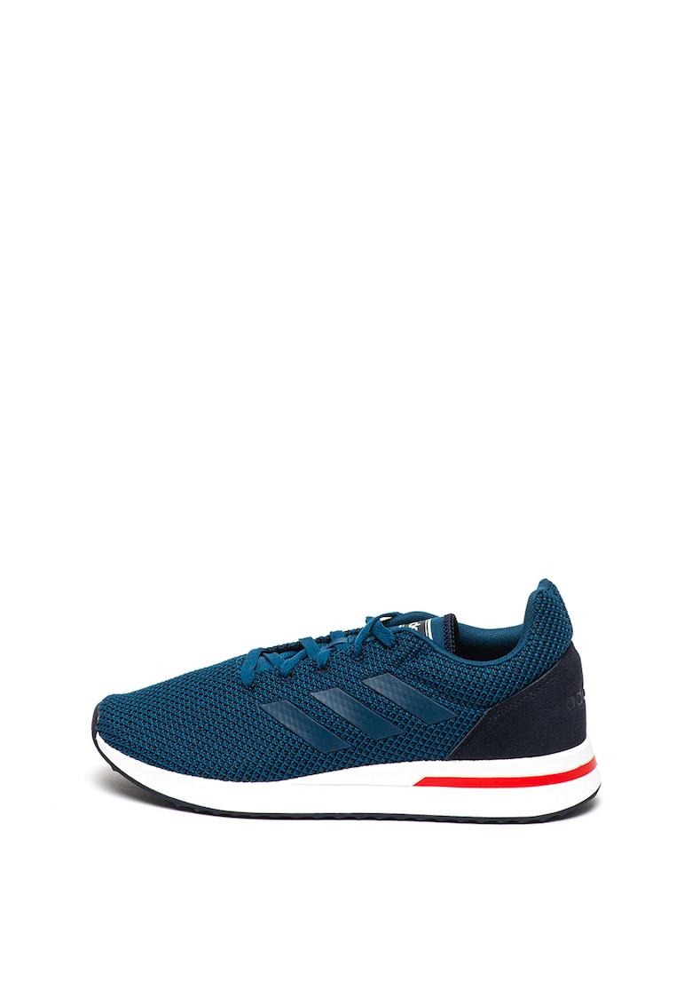 Pantofi sport din material tricotat Run70s